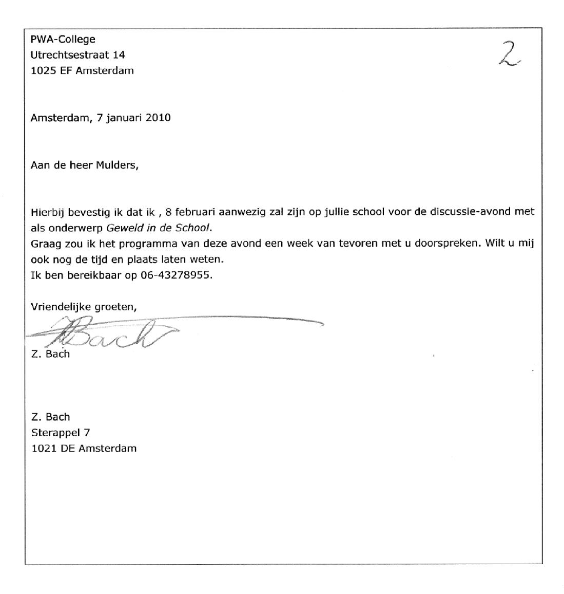 ziekte brief schrijven voor de school Ziekte Brief Schrijven Voor De School | hetmakershuis