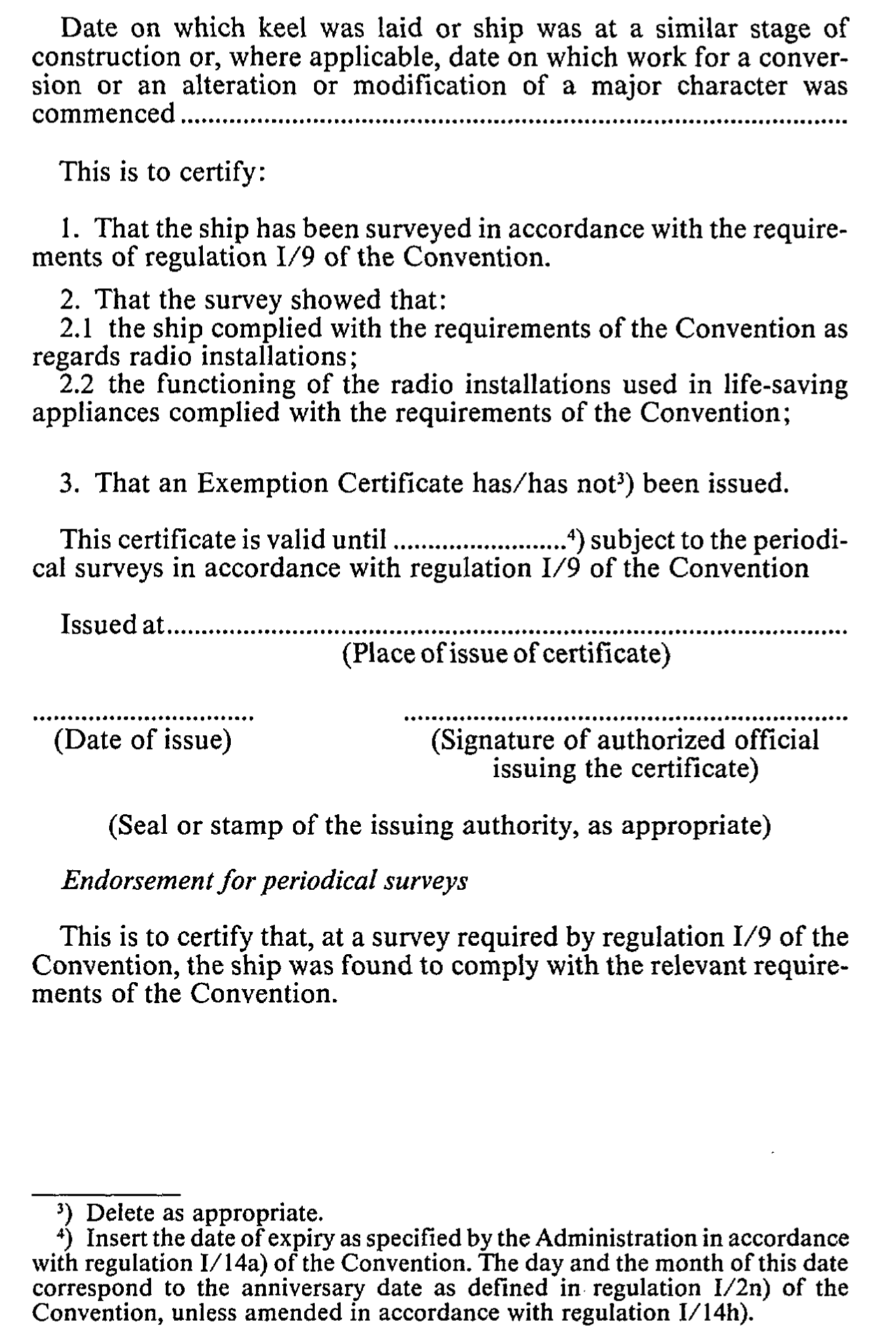 Wettennl Regeling Internationaal Verdrag Voor De Beveiliging